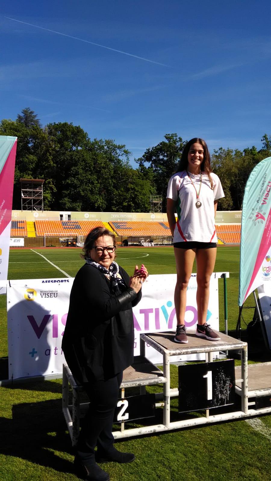 """Vencedores do IV Meeting Atletismo Inclusivo """"Cidade de Viseu"""""""