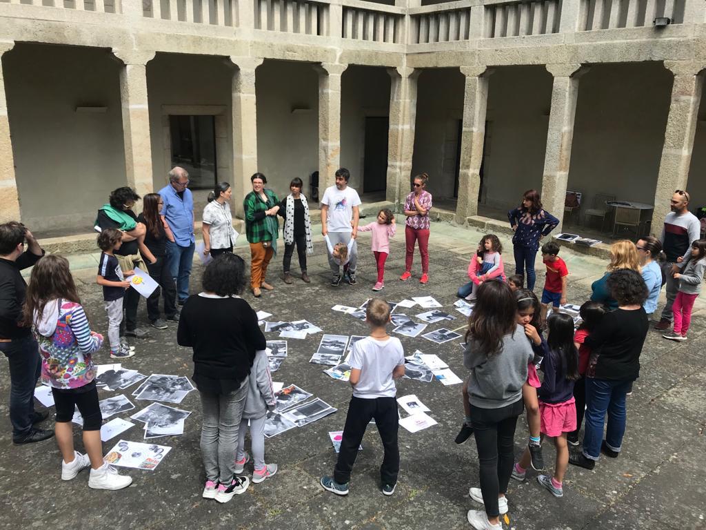 Imagens do Workshop Artístico de Expressões Plásticas – 15 de junho de 2019